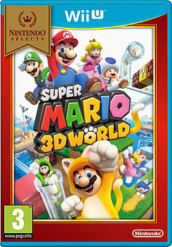Super Mario 3D World (Nintendo Selects)Wii-U