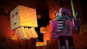Minecraft: Story Mode - The Complete Adventure screen shot 1