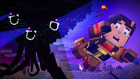 Minecraft: Story Mode - The Complete Adventure screen shot 10