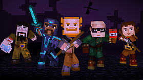 Minecraft: Story Mode - The Complete Adventure screen shot 4