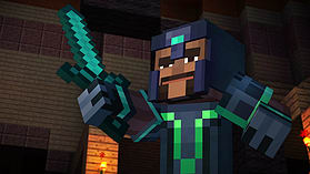 Minecraft: Story Mode - The Complete Adventure screen shot 8