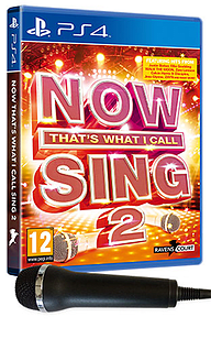 NOW That's What I Call Sing 2 with 1 MicrophonePlayStation 4