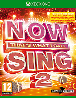 NOW That's What I Call Sing 2Xbox One