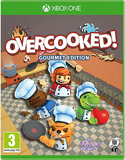 Overcooked Gourmet EditionXbox One