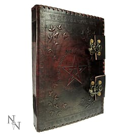 Nemesis Now - Book of Shadows Leather Journal - 25cmStationery