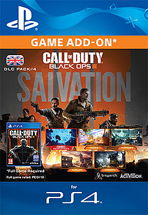 Call of Duty Black Ops III DLC 4 - Salvation for PS4