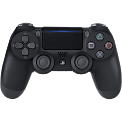 New PlayStation DUALSHOCK 4 Controller - Black PlayStation 4