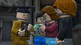 LEGO Harry Potter Collection screen shot 2