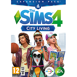 The Sims 4 – City Living Expansion PackPC