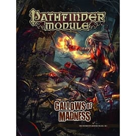 Pathfinder Module: Gallows of MadnessBooks