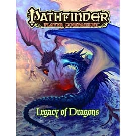 Pathfinder Player Companion: Legacy of DragonsBooks