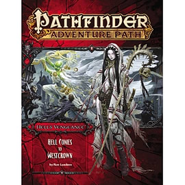 Pathfinder Adventure Path #108: Hell Comes to Westcrown (Hell's Vengeance 6 of 6)Books