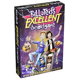 Bill and Teds Excellent BoardgamePuzzles and Board Games