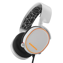 SteelSeries Arctis 5 Gaming Headset - WhiteAccessories