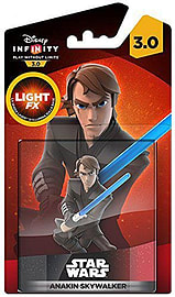 DISNEY INFINITY 3.0: STAR WARS ANAKIN LIGHT FX FIGUREDisney Infinity