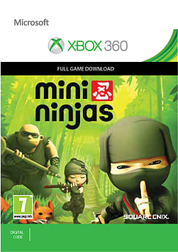Mini Ninjas Adventures for XBOX360