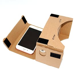 Piranha ZEE Cardboard VR for Virtual Reality
