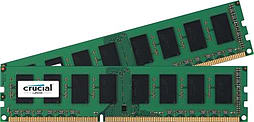 Crucial Technology 16GB(8GBx2) DDR3L PC3 12800 1600MHz Crucial Dual Voltage KitPC