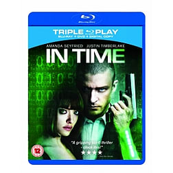 In Time Triple Play Blu-Ray + DVDBlu-ray
