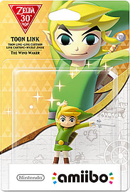Zelda Collection amiibo: Toon Link The WindwakerAmiibo