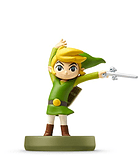 Zelda Collection amiibo: Toon Link The Windwaker screen shot 1