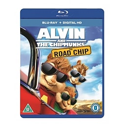 Alvin and the Chipmunks The Road Chip [Blu-Ray]Blu-ray