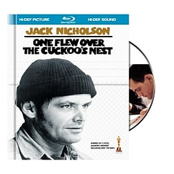 One Flew Over The Cuckoo's Nest Blu RayBlu-ray