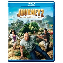 Journey 2: The Mysterious Island 3D Blu-rayBlu-ray