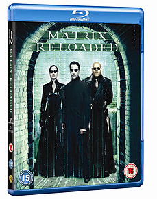 The Matrix Reloaded Blu-rayBlu-ray
