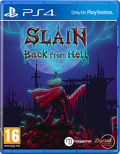 Slain - Back From HellPlayStation 4Cover Art