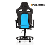Playseat® L33T Gaming Chair - Blue screen shot 1