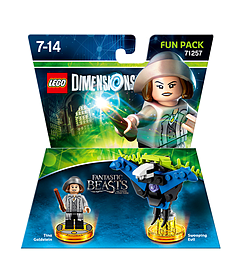 Fantastic Beasts and Where to Find Them Fun Pack - LEGO DimensionsLEGO Dimensions