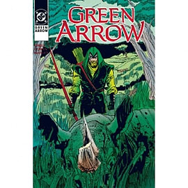 Green Arrow Volume 6: Last Action HeroBooks