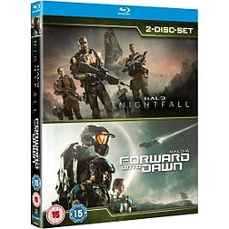 Halo 4: Forward Unto Dawn/Halo: Nightfall Double Pack Blu-rayBlu-ray