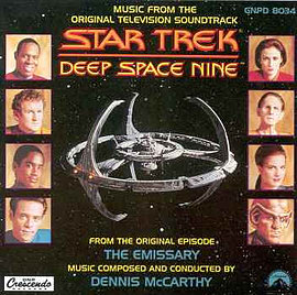 Star Trek Deep Space Nine CDCD