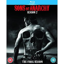 Sons of Anarchy Season 7 Blu-rayBlu-ray