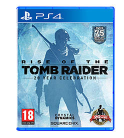 Rise of the Tomb RaiderPlayStation 4