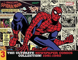 Amazing Spider-Man Ultimate Newspaper Comics: Volume 3: 1981-1982 HardcoverBooks