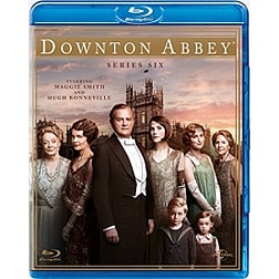 Downton Abbey - Series 6 Blu-rayBlu-ray