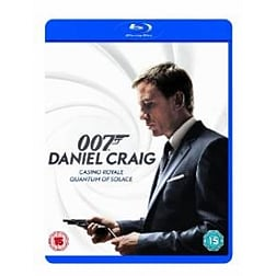 Casino Royale/ Quantum of Solace Double Pack [Blu-ray]Blu-ray
