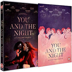 You and the Night DVDBlu-ray