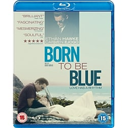 Born To Be Blue Blu-rayBlu-ray