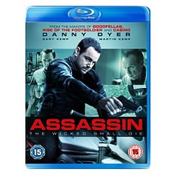 Assassin Blu-RayBlu-ray