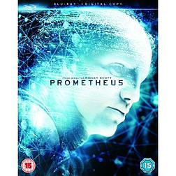 Prometheus Blu-rayBlu-ray