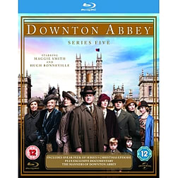 Downton Abbey Series 5 Blu-rayBlu-ray