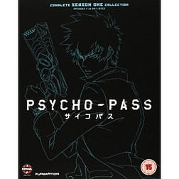 Psycho-Pass - Complete Series One Collection Blu-rayBlu-ray