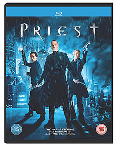 Priest Blu-rayBlu-ray