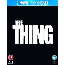The Thing Blu-rayBlu-ray