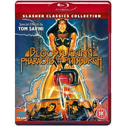 Bloodsucking Pharoahs in Pittsburgh Blu-rayBlu-ray