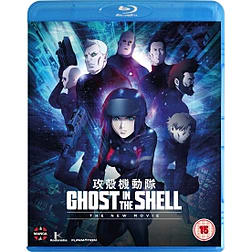 Ghost In The Shell: The New Movie Blu-rayBlu-ray